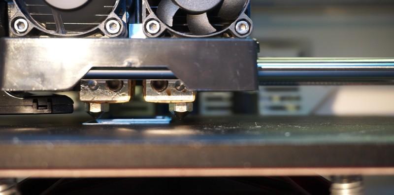 PLA test print