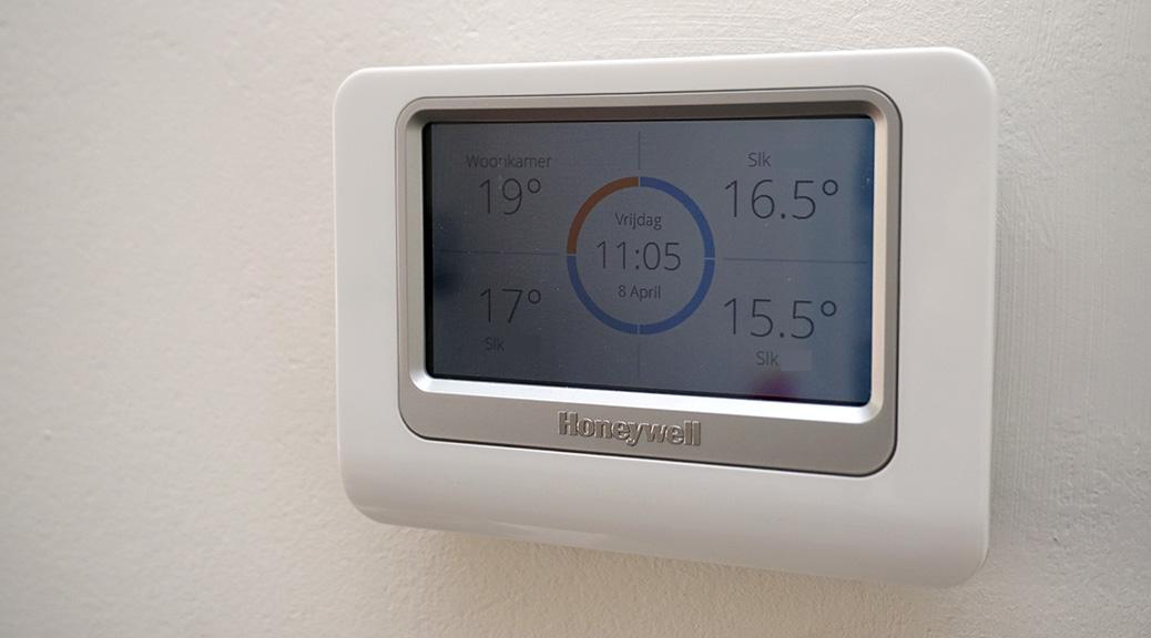 Honeywell Evohome User Review - UptimeFab