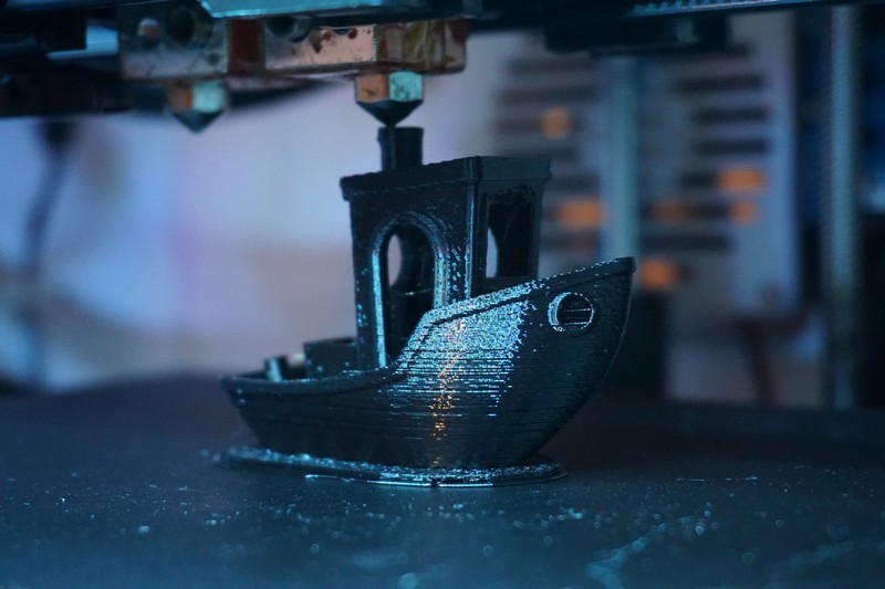Benchy in PC-plus Polycarbonate